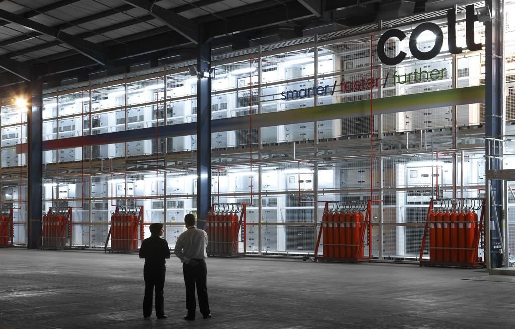Colt data centre