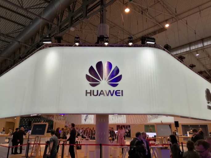 Huawei Stand MWC 2016