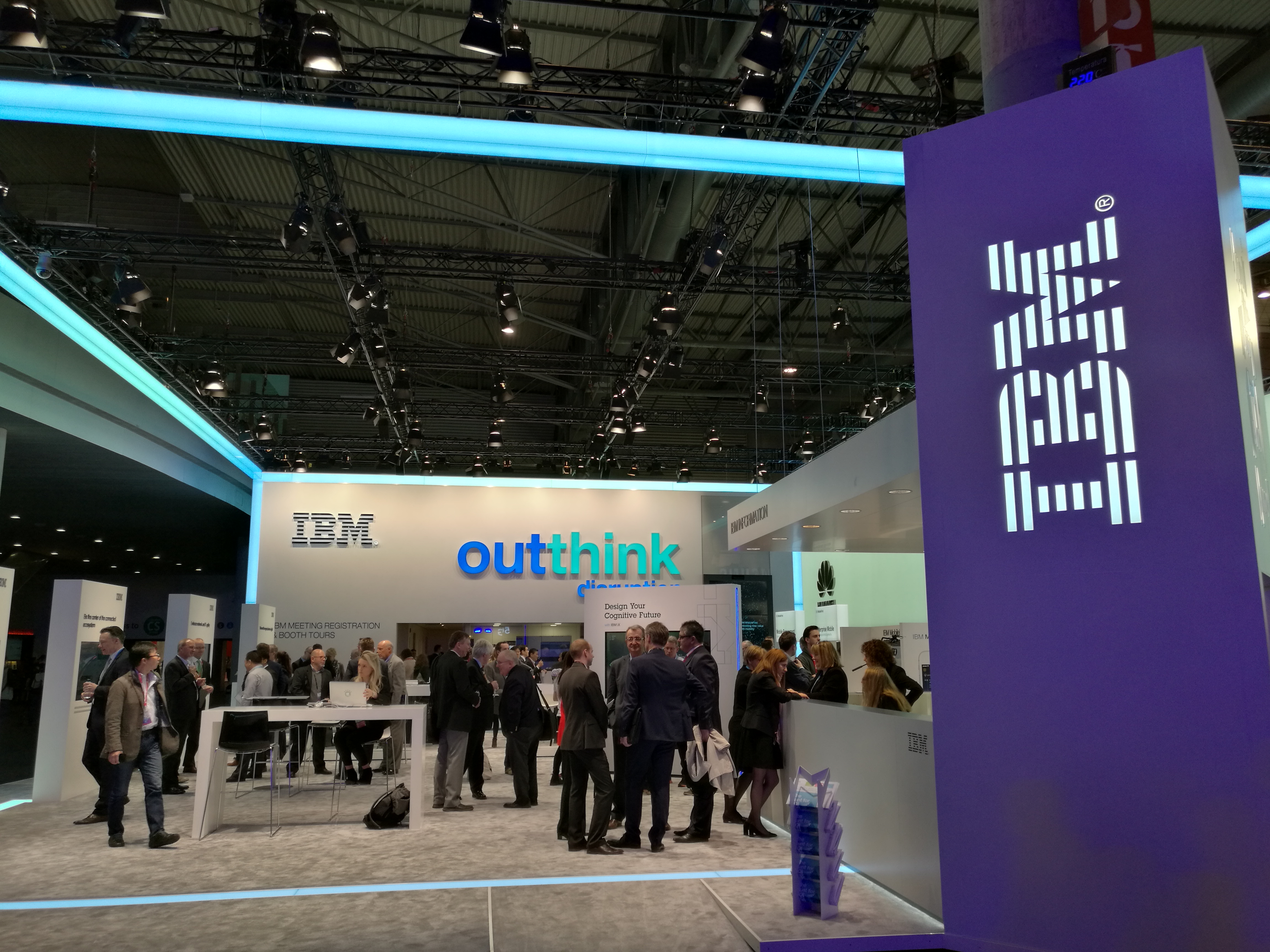 IBM Boosts Cloud Footprint With London, US and Australia Data Centres
