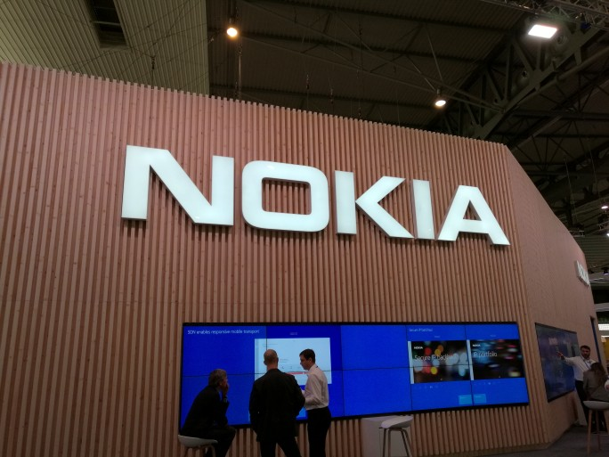 Nokia stand MWC 2016