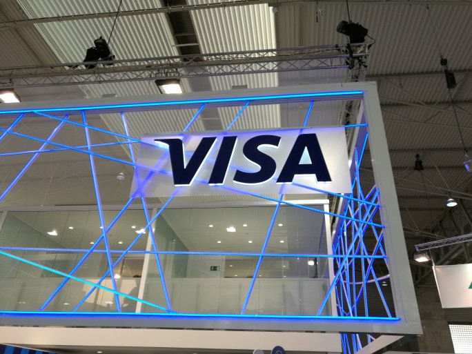 Visa stand MWC 2016