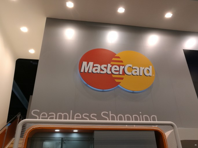 MasterCard stand MWC 2016