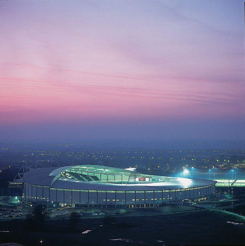KC KCOM Stadium Hull