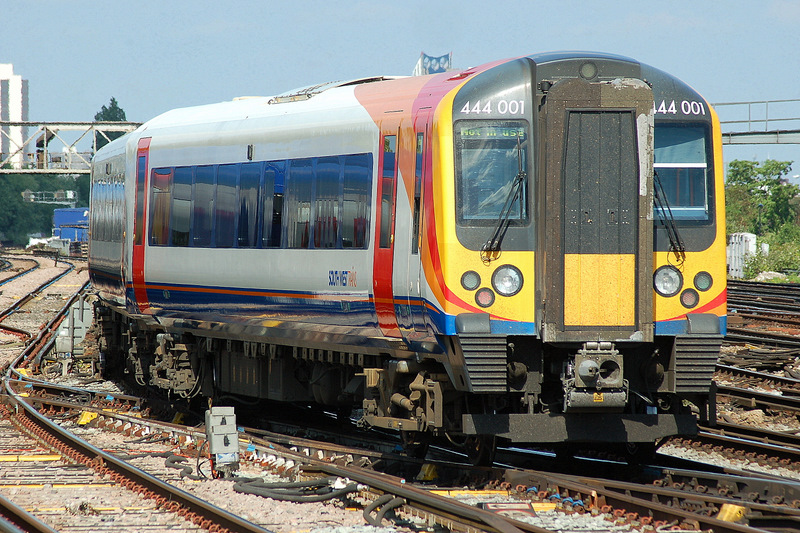 Free Wi Fi Available On Half Of All South West Trains
