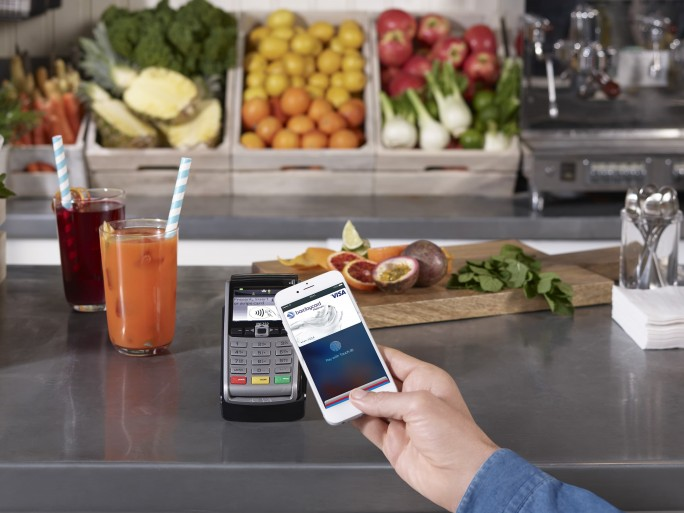 barclays apple pay