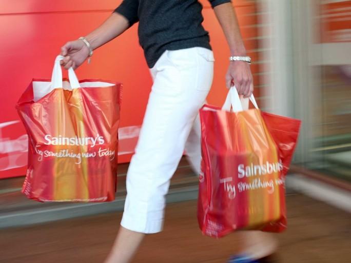 sainsburys shopping