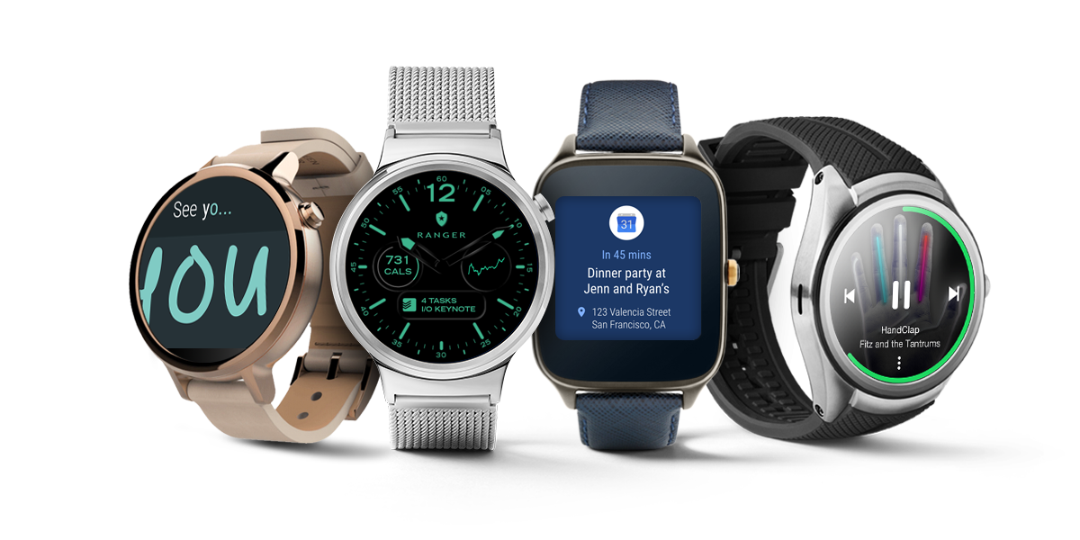 Google: Android Wear gets new name