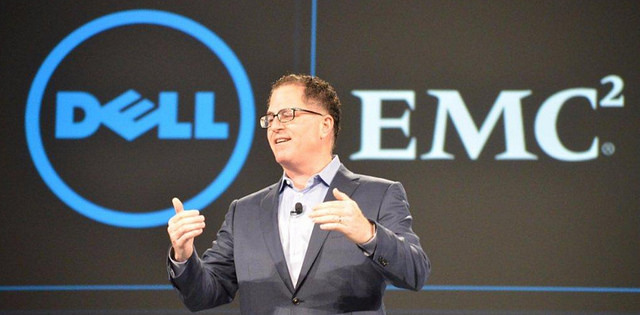 Michael Dell - Dell EMC