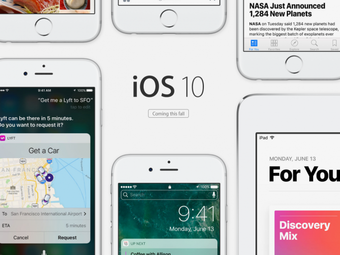 Latest iOS 10 Security Features Help Apple's Business Case