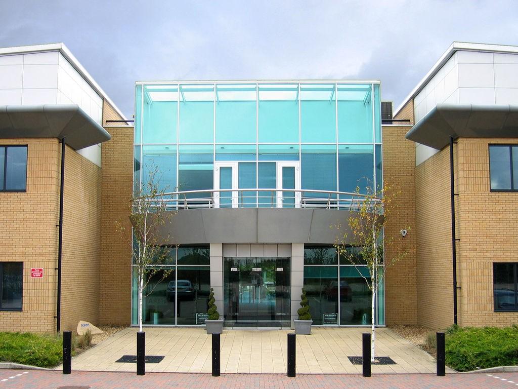 ARM campus Cambridge