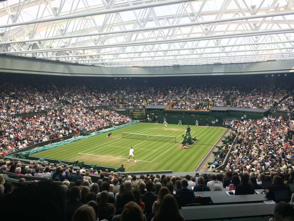 Wimbledon 2016 Centre Court