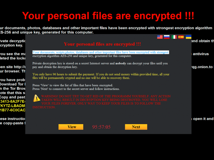 MarsJoke Ransomware Targets US Government And Education