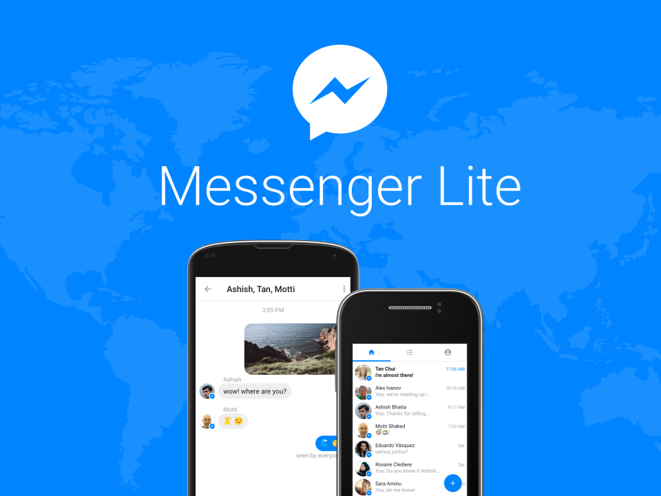 Businesses Can Speak To Facebook Messenger Lite Users From