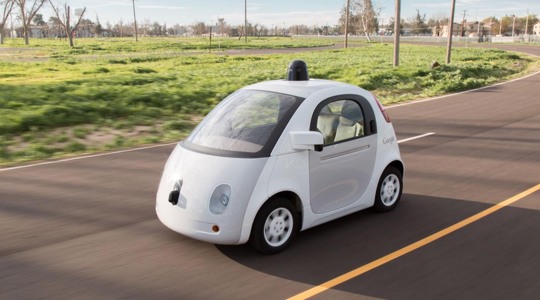 google-driverless-car