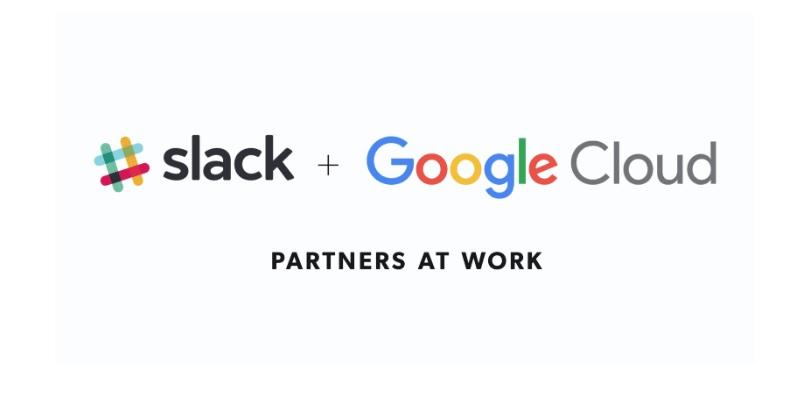 slack, google cloud