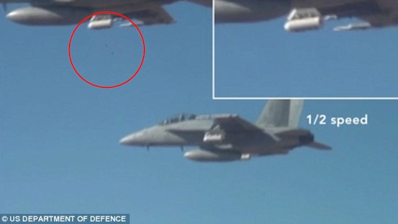 Pentagon Tests Swarm Of Drones For Military Reconnaissance