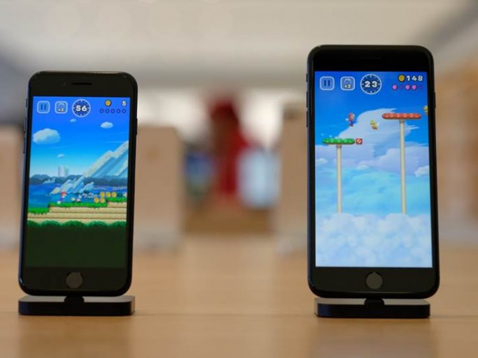 a fake credit card stealing android version of mario super run is doing the rounds