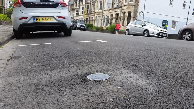 Parking sensor Cardiff