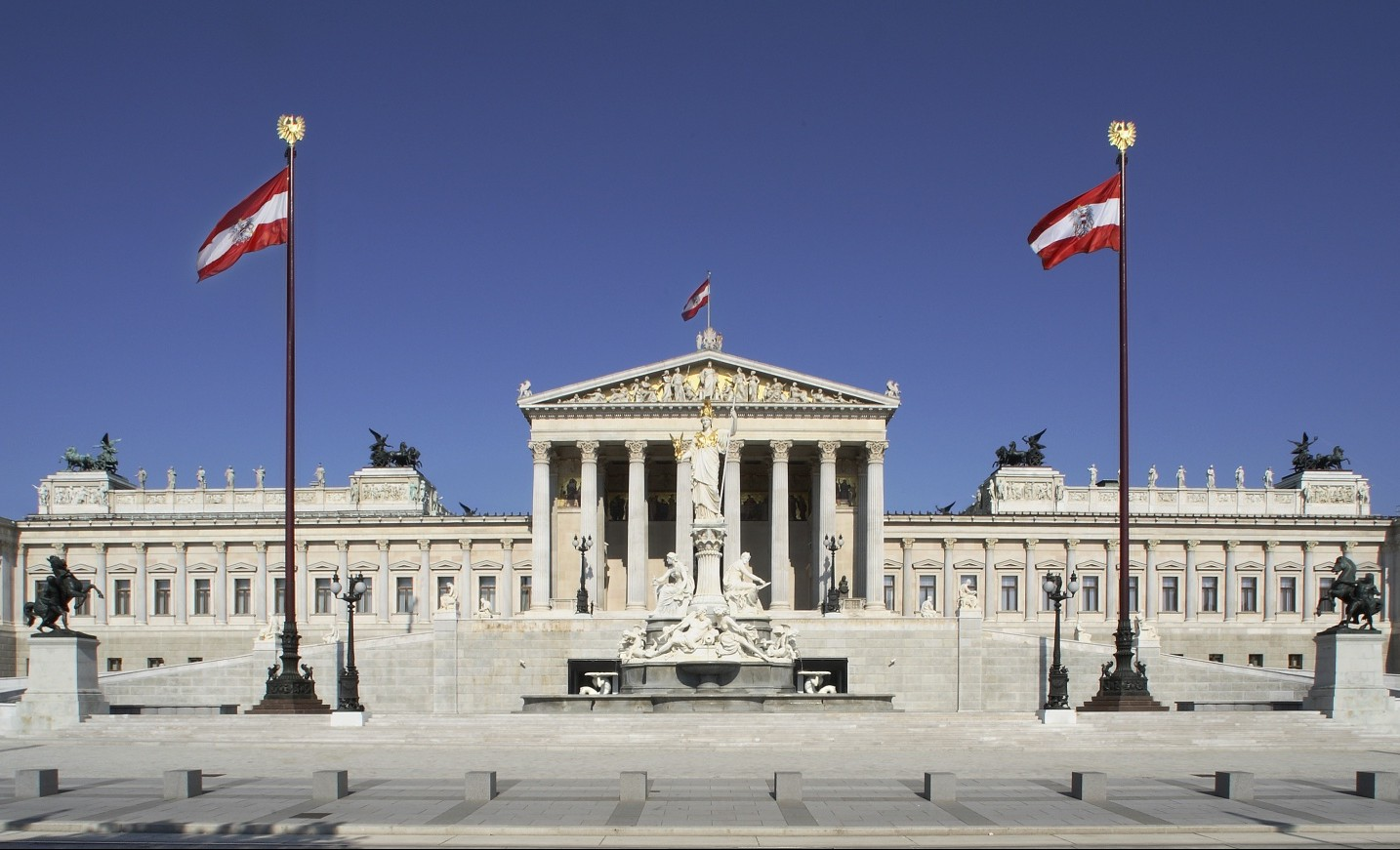 Ddos attack takes down austrian parliament website for Parliament site