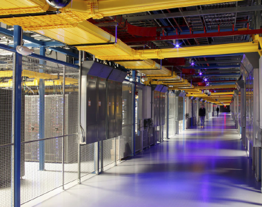 Equinic data centre