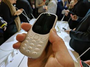 Nokia 3310 side