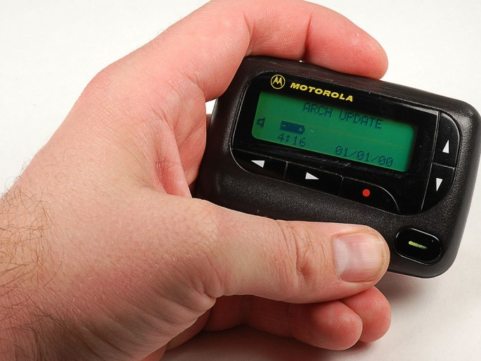tales in tech history the pager