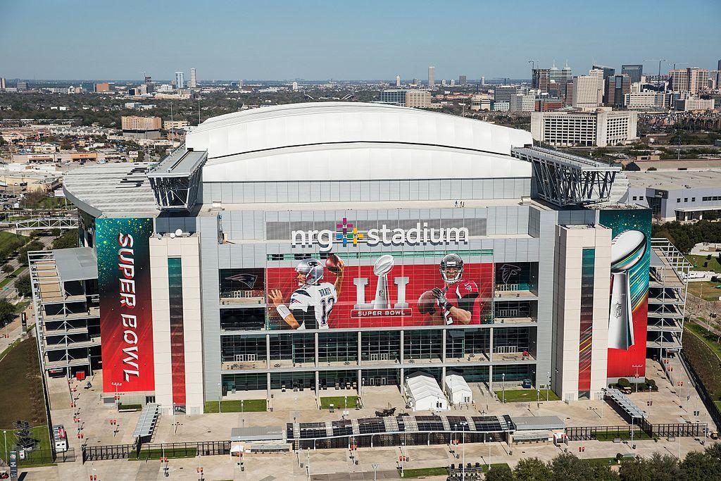 Superbowl NFL Houston Stadium