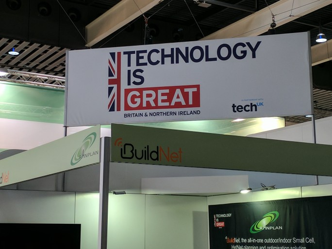 Britain at MWC 2017