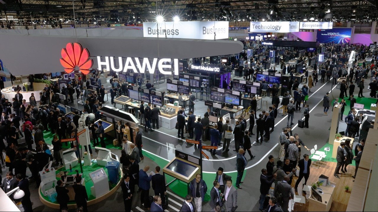 Huawei CeBIT 2017