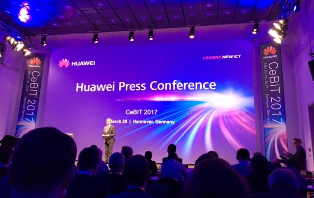 Huawei Press Conference