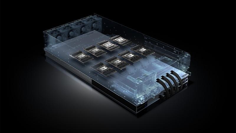 Nvidia Hyperscale GPU Acelerator