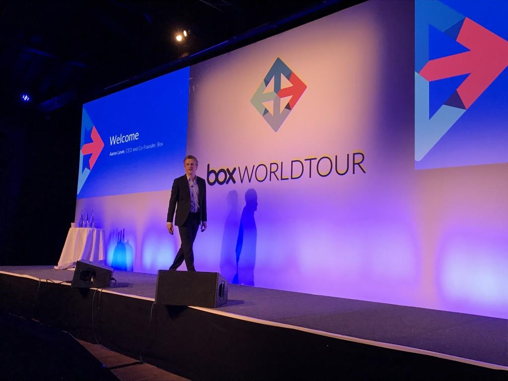 Box World Tour 2017-2