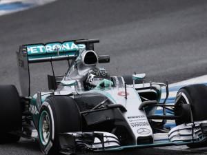 Mercedes-AMG-Petronas F1