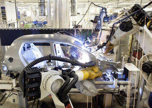 Smart factories, smart factory