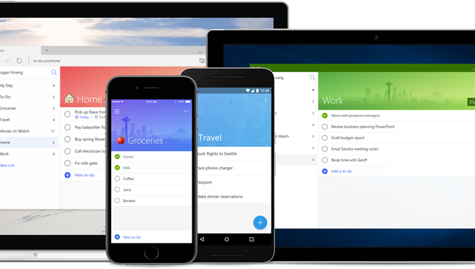 Microsoft Replaces Wunderlist With Task Management App To-Do