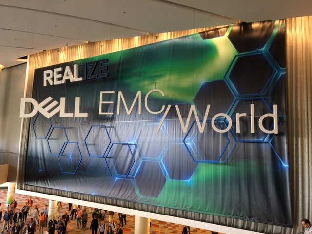 Dell EMC World 2017