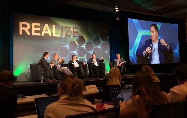 Michael Dell Panel