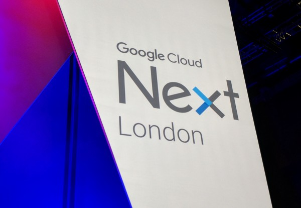 Google Cloud Next 2017