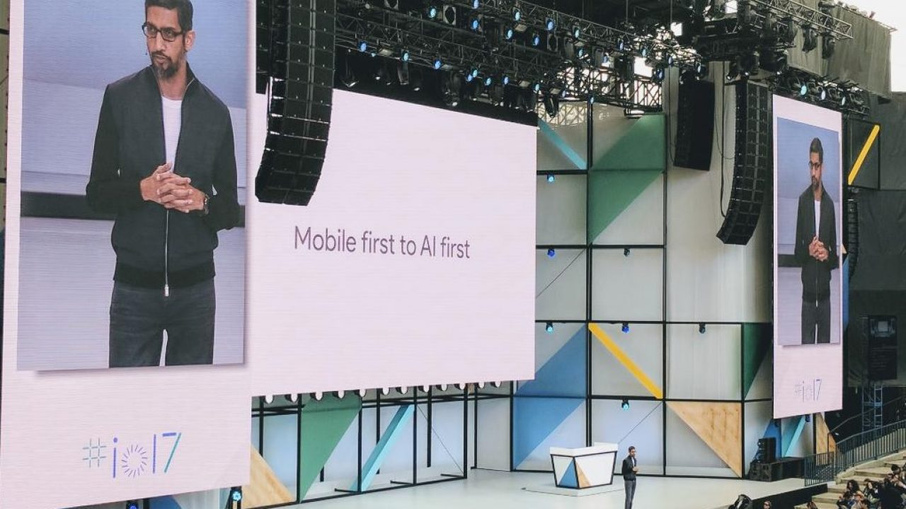 Google I/O 2017: TensorFlow Lite For Android, Accelerating