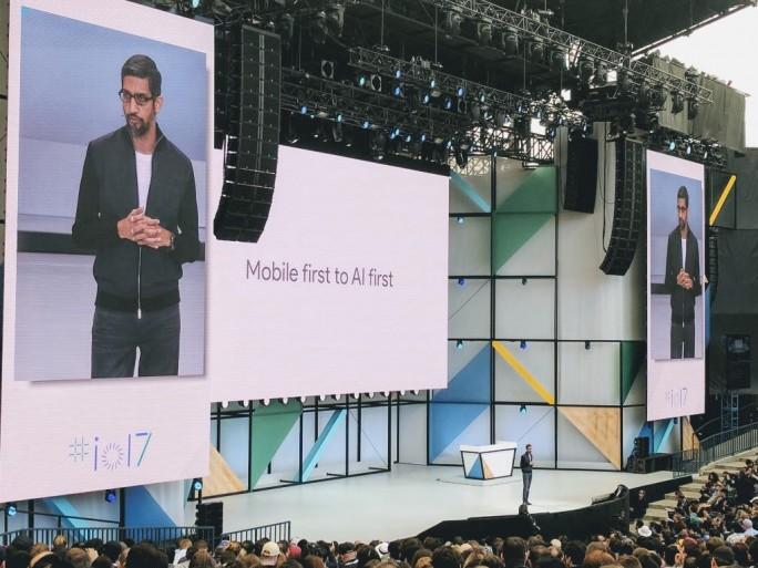 Google I/O 2017: TensorFlow Lite For Android, Accelerating Machine