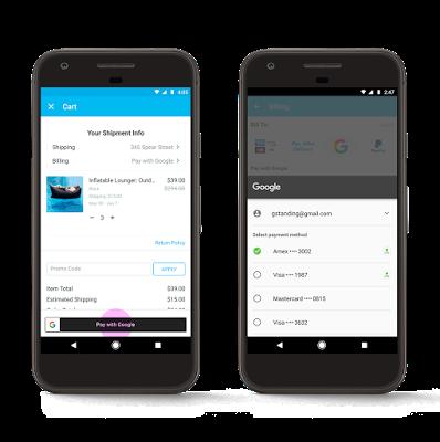Google Payment API