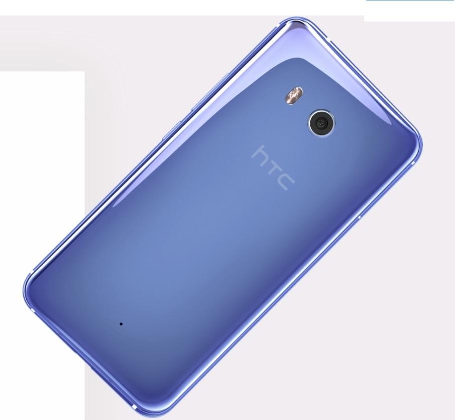 HTC U11 rear