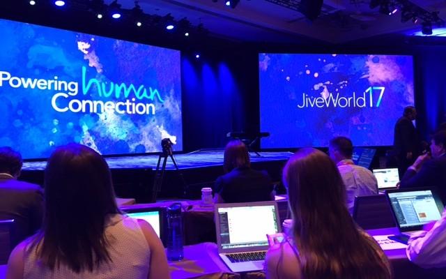 JiveWorld 2017, Jive Software