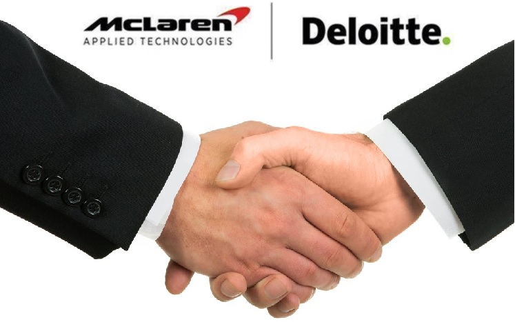 McLaren and Deloitte