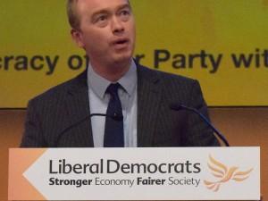 Tim Farron Liberal Democrats Lib Dems By Keith Edkins - Own work, CC BY-SA 3.0