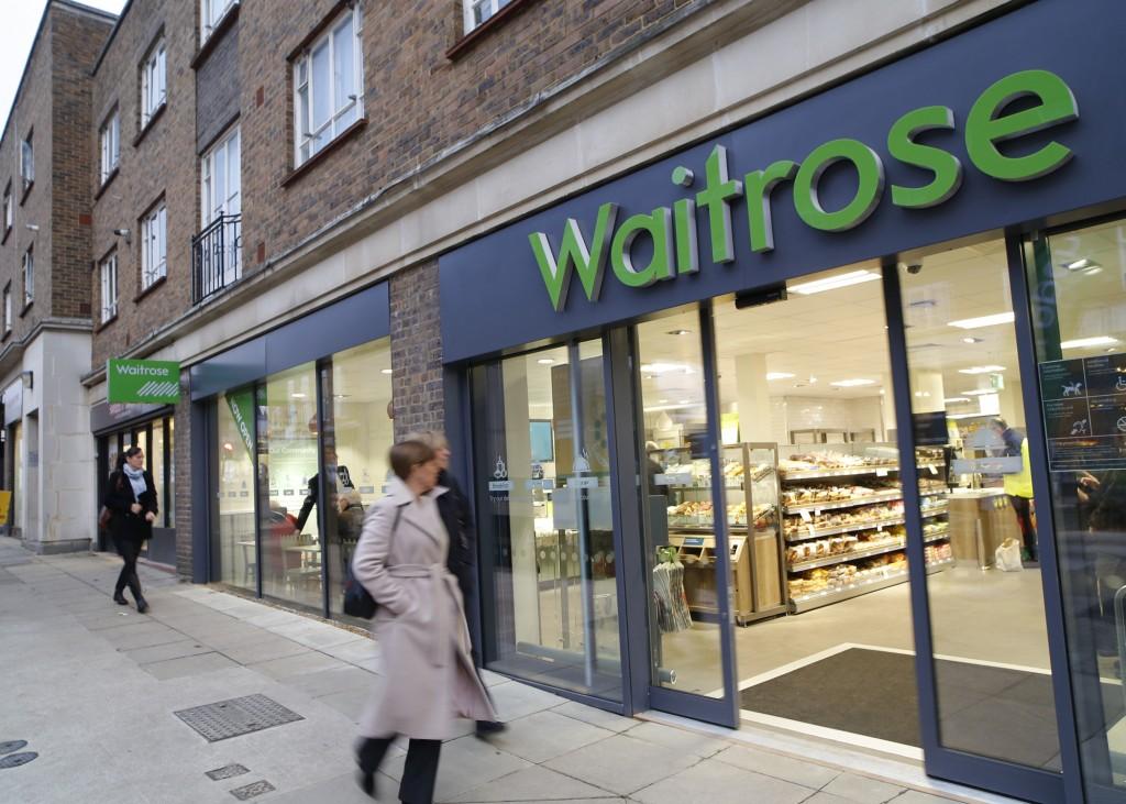 Waitrose Quick Check Mobile App Combines Physical Online Retail
