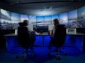 London City airport, air traffic control