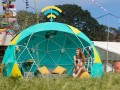 4GEE Smart Tent at Glastonbury (4)
