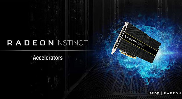 AMD is releasing its Instinct range of graphics processing units (GPUs) designed for accelerating machine learning workloads in servers.