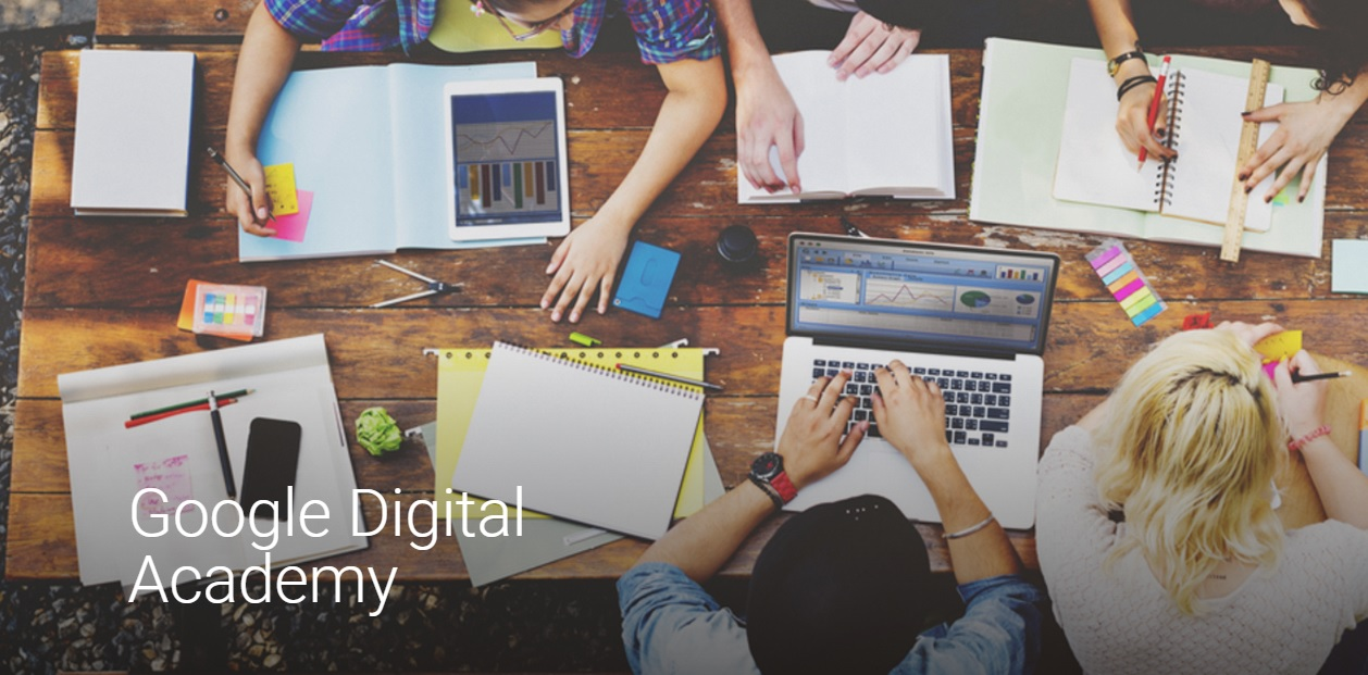 Google Digital Skills Academy